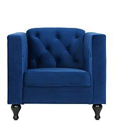 Sofas 2 Go Sarah Chair Sapphire