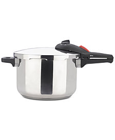 ZAVOR Elite 6.3-Qt. Pressure Cooker, Created for Macy's