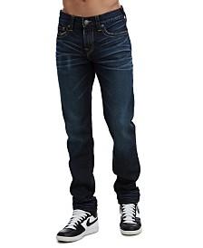 f0ab745e98e True Religion Men s Rocco Classic Moto Jeans   Reviews - Men - Macy s
