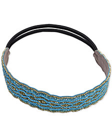Deepa Beaded Stretch Headband