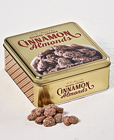 R.H. Macys & Co. Cinnamon-Roasted Almonds Tin