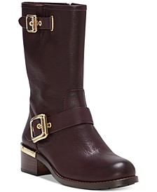 Women's Windy Moto Boots