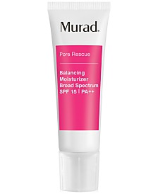 Murad Balancing Moisturizer Broad Spectrum SPF 15 | PA++, 1.7-oz.
