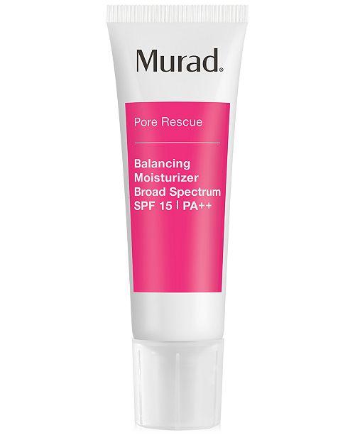 Murad Balancing Moisturizer Broad Spectrum SPF 15   PA++, 1.7-oz.