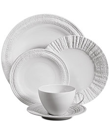 Michael Aram Gotham White 5-Piece Place Setting