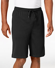 """ID Ideology Men's Mesh 10"""" Shorts, Created for Macy's"""