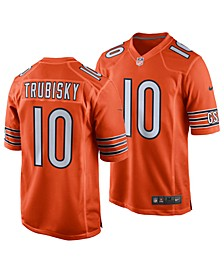 Men's Mitchell Trubisky Chicago Bears Game Jersey