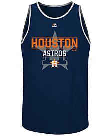 Majestic Men's Houston Astros Dreams of Victory Tank