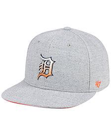 '47 Brand Detroit Tigers Falton Snapback Cap