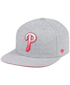 '47 Brand Philadelphia Phillies Falton Snapback Cap