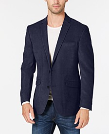 Men's Slim-Fit Ultrasuede Sport Coat, Online Only