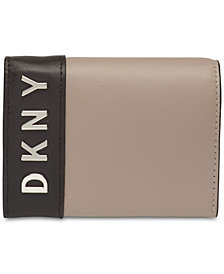 DKNY Bedford Logo Card Case, Create for Macy's
