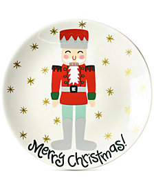 Coton Colors Nutcracker Salad Plate