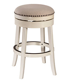 Tillman Backless Swivel Counter Stool
