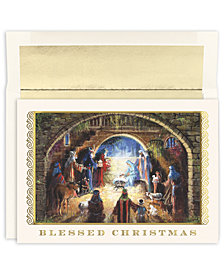 Masterpiece Studios Blessed Nativity Boxed Cards