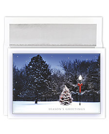 Masterpiece Studios Tree & Lamplight Boxed Cards