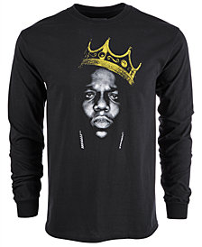 Men's Long-Sleeve Biggie Graphic T-Shirt