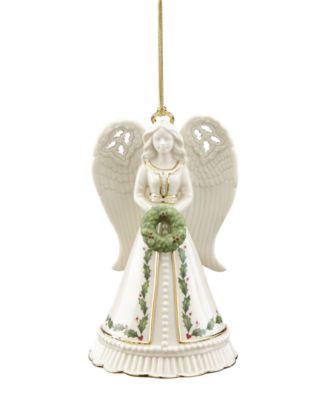 2018 Angel Bell Ornament