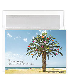 Masterpiece Studios Decorated Palm Tree Boxed Cards