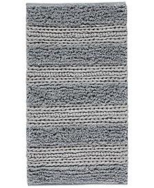 "Cascada Home Cotton Jersey Stripe 30"" x 45"" Accent Rug"