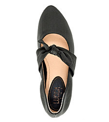 Lucca Lane Ursula Perforated Flats