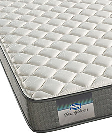 "ONLINE ONLY! BeautySleep 6"" Windsor Firm Mattress Set- Queen Split"