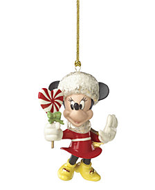 Lenox Sweetheart Minnie Ornament
