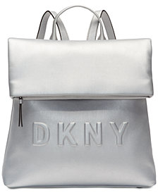 DKNY Tilly Medium Logo Backpack, Created for Macy's