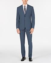 7f3d7402b2 Perry Ellis Premium Men s Slim-Fit Stretch Tech Suit