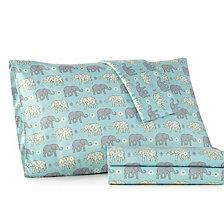 Micro Flannel® Twin Sheet Set
