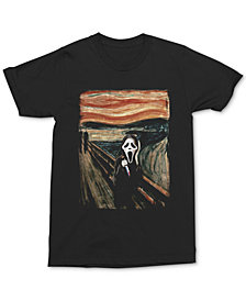 Men's Scream Graphic T-Shirt