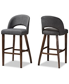 Pryston Bar Stool (Set Of 2)