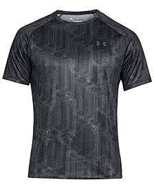 Under Armour Men's Tech™ Printed Short Sleeve Shirt
