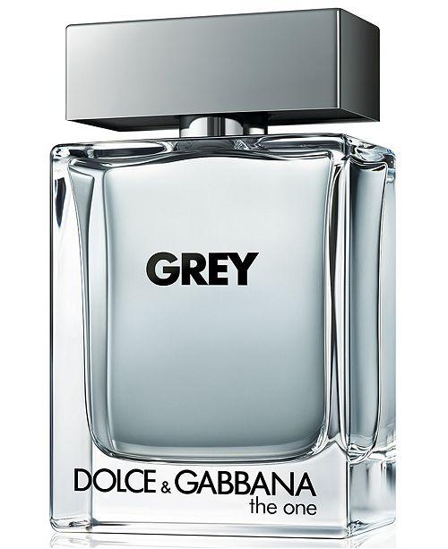f5d52e6f Dolce & Gabbana DOLCE&GABBANA Men's The One Grey Eau de Toilette, ...