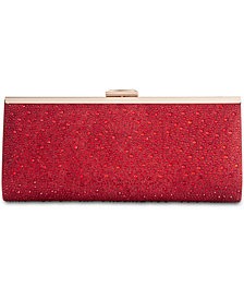 I.N.C. Carolyn Ombré Glitter Clutch, Created for Macy's