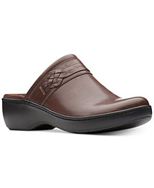 Clarks Collection Women's Delana Hayden Mules, Created for Macy's