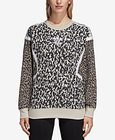 adidas Originals Leoflage Printed Sweatshirt