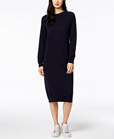 Weekend Max Mara Anselmo High-Neck Sweater Dress