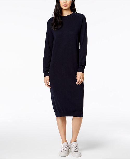 Weekend Max Mara Anselmo High Neck Sweater Dress Dresses Women