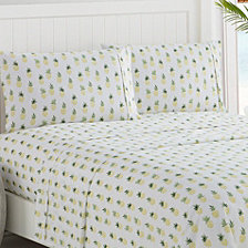 Caribbean Joe Microfiber Print Sheet Set