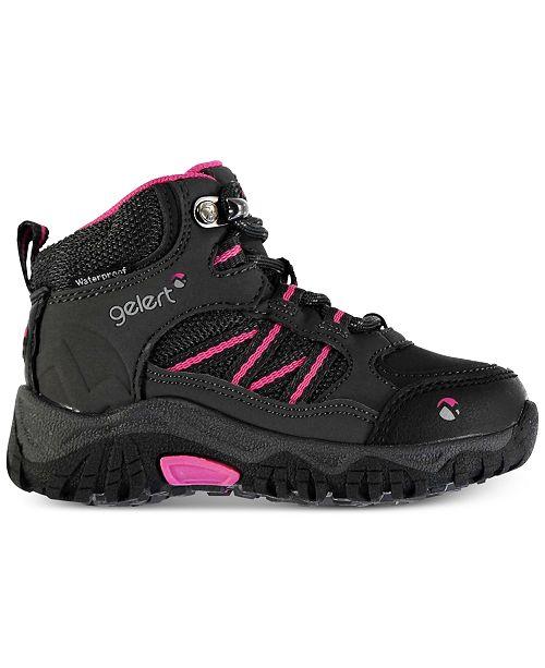Gelert Toddler Unisex Horizon Mid Waterproof Hiking Boots from Eastern Mountain Sports