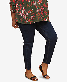 Motherhood Maternity Plus Size Skinny Jeans