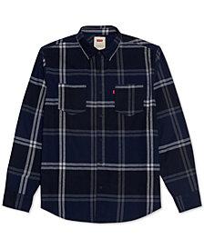 Levi's® Men's Plaid Two-Pocket Shirt