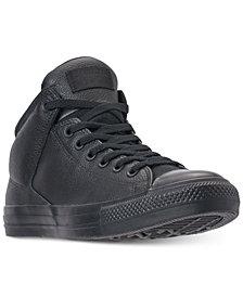 Converse Men's Chuck Taylor Street High Casual Sneakers from Finish Line