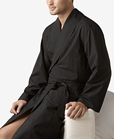 Men's Sleepwear, Soho Modern Plaid Robe