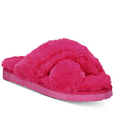 I.N.C. Women's Yayla Slide-On Slippers, Created for Macy's
