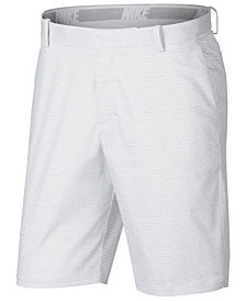 Nike Men's Golf Flex Slim Printed Shorts