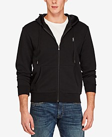 Men's Double-Knit Full-Zip Hoodie, Regular and Big & Tall