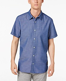 Men's Short-Sleeve Oxford Shirt