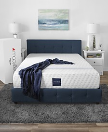 "MacyBed 12"" Plush Memory Foam Mattress , Quick Ship, Mattress in a Box - California King"